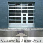 commercial garage door Las Vegas